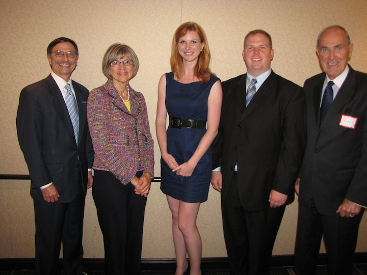 Scribes Luncheon in Toronto with Dean Smith & the Chief Justice of Canada | Cal Western